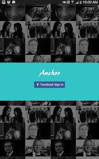 Anchor screenshot