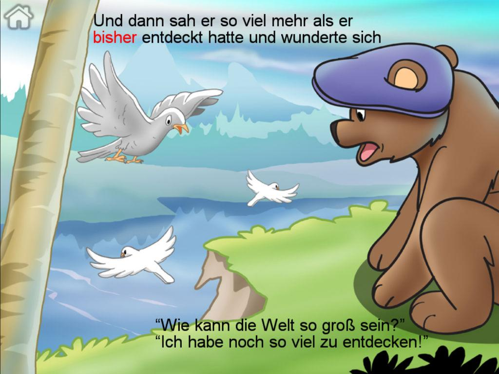 Bosley Sees the World (German)- screenshot