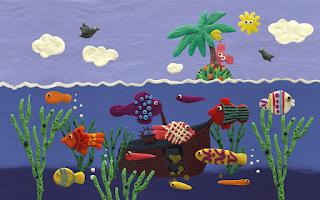 Screenshot of KM Ocean Live wallpaper