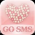 FlowerLove Theme GO SMS icon