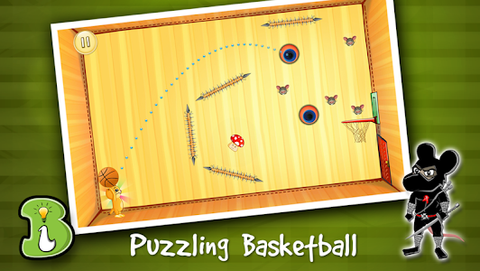 Crazy Rats Basketball v3.0