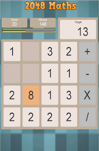2048 Maths
