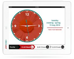Screenshot of Clockaid