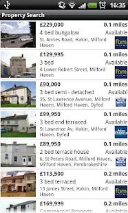 Pembrokeshire Homes- screenshot thumbnail