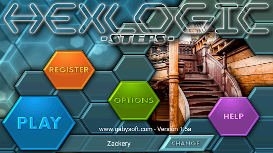 HexLogic - Steps- screenshot thumbnail