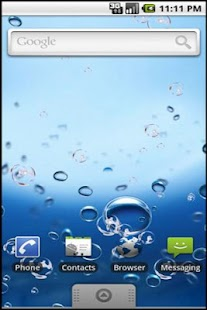 Bubble Up Live Wallpaper - screenshot thumbnail