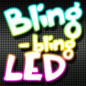 LED Scroller – Bling Bling LED icon