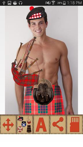 让我成为苏格兰人