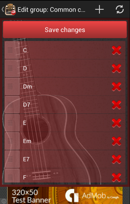 Ukulele baritone ukulele chords : Baritone Ukulele Chords Free - Android Apps on Google Play