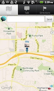 Phone Tracker-IM Map Nav. LE- screenshot thumbnail