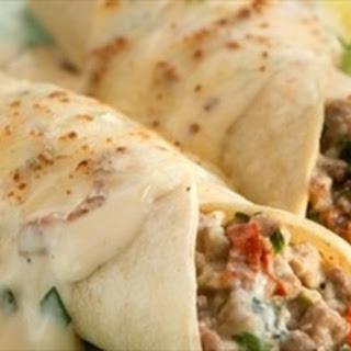 Creamy Beef Enchilada