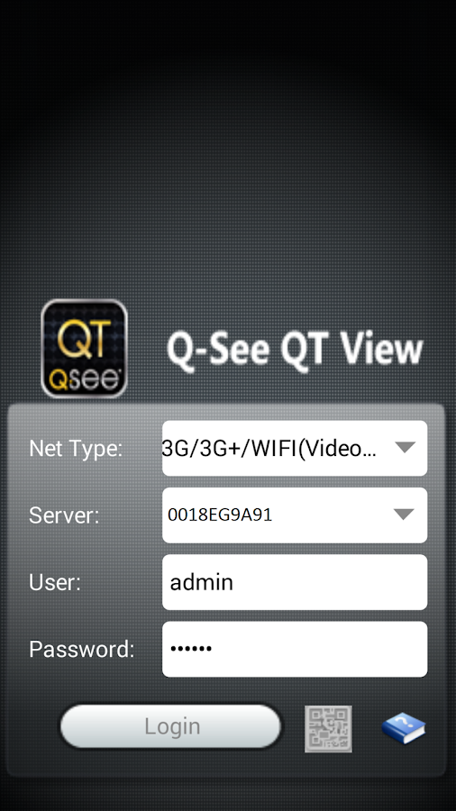 Q-See QT View - screenshot