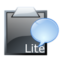 Clipboard Text Speaker icon