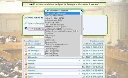MOOC Université pour tous