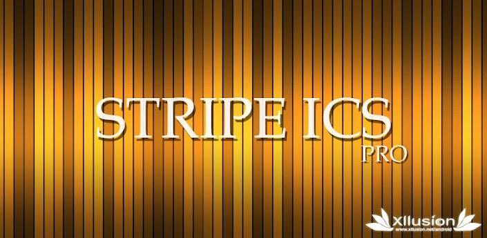 Stripe ICS Pro LWP apk