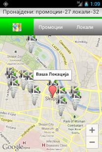 OK KLUB (popusti promocii) - screenshot thumbnail