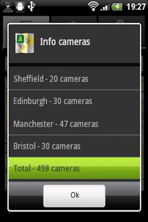 UK Traffic Cameras 3.1.1 screenshot 1094212