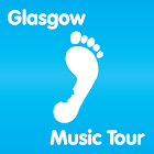 Glasgow Music Tour City Centre icon