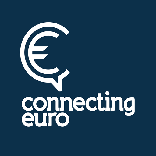 Connecting Euro LOGO-APP點子