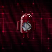 Gosms Theme Red Droid