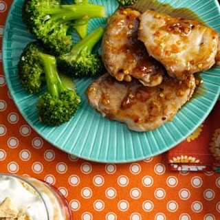 Ginger Broccoli Stir-Fry.
