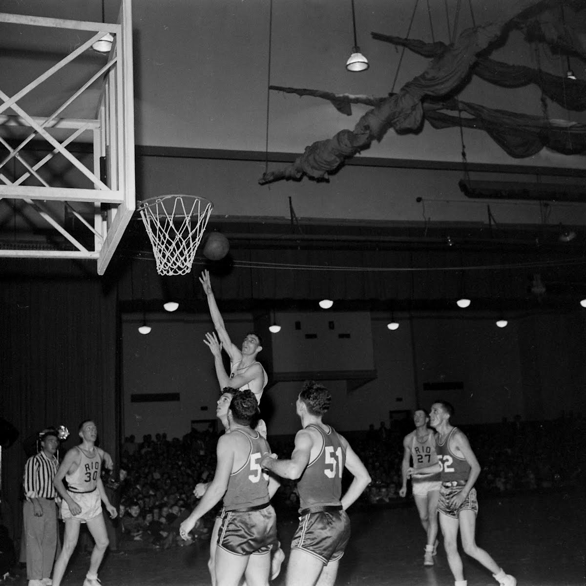 High Scoring Basketball Star Bevo Francis At Rio Grande College, Ohio