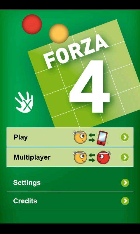 Xilium Connect 4 Multiplayer- screenshot