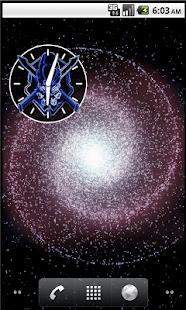 Legendary Halo Clock Widget