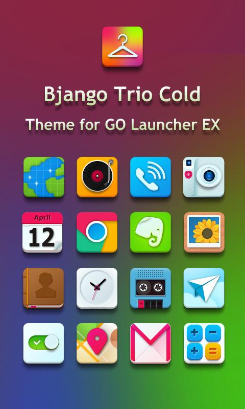 Ardee-Bjango GO Reward Theme - screenshot