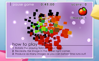 Screenshot of Pixel Twist