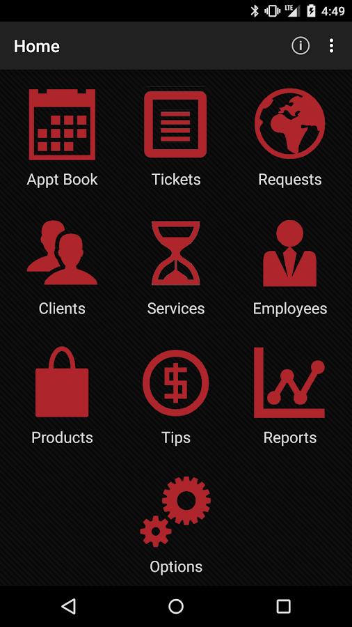 InkBook - screenshot