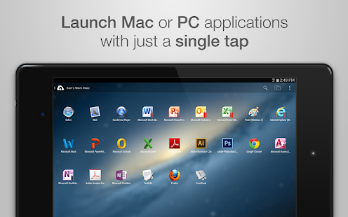 Parallels Access - screenshot thumbnail