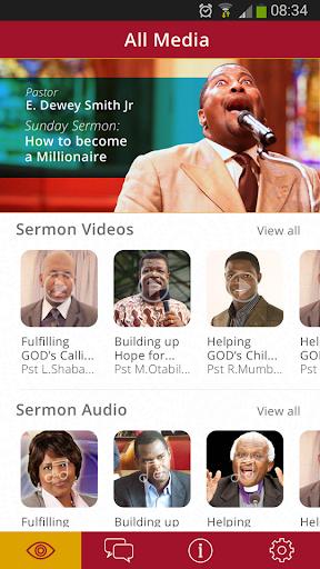 Gospel App Media