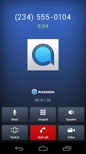 Accession Communicator- screenshot thumbnail