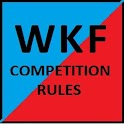 Сompetition rules WKF icon