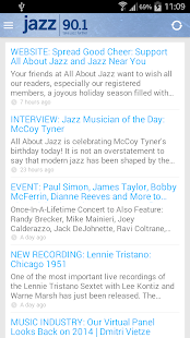 Jazz90.1 WGMC-FM- screenshot thumbnail