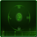 Finger Scanner GoLocker Theme icon
