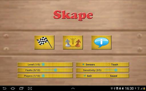 【免費休閒App】Skape Free-APP點子
