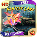 Fantasy Land New Hidden Object icon