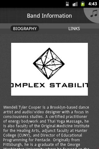 Wendell Cooper - screenshot