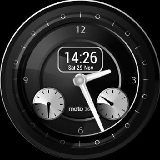 Grapphire Watch Face for Wear