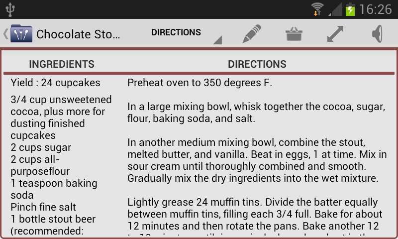 My CookBook Pro (Ad Free) - screenshot
