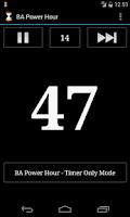 Screenshot of BA Power Hour