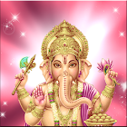 Ganesha live wallpaper icon