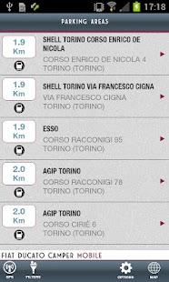Fiat Ducato Camper Mobile: miniatuur van screenshot