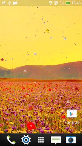玩個人化App|春の花 ライブ壁紙免費|APP試玩