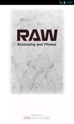 RAW Kickboxing Fitness