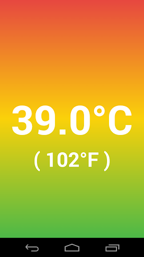 Device Temperature