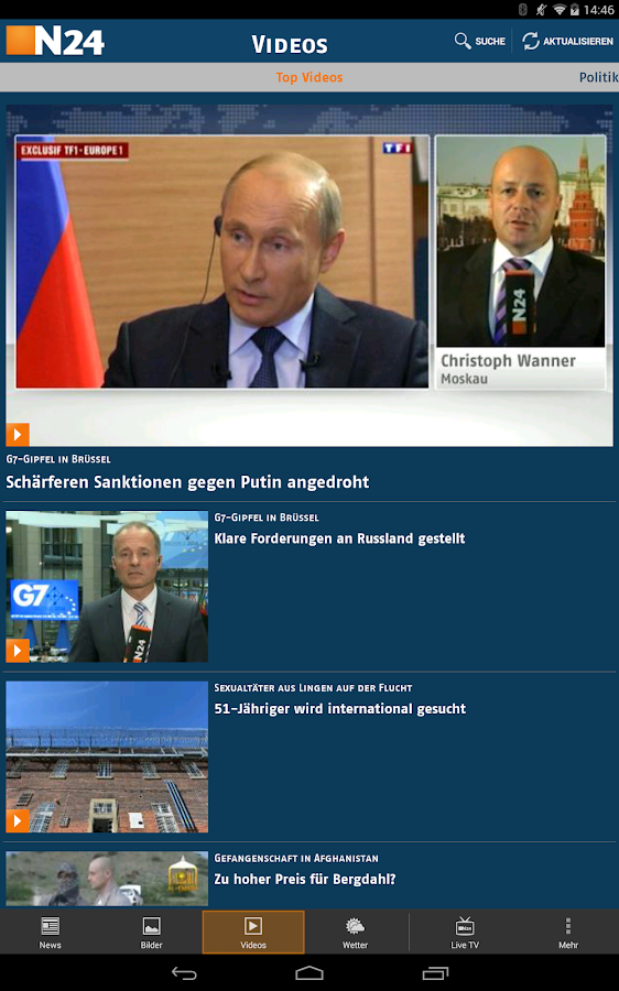 N24 News - Android Apps on Google Play