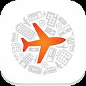 하나투어 항공 - 하나투어 전세계 최저가 항공권 예약 icon